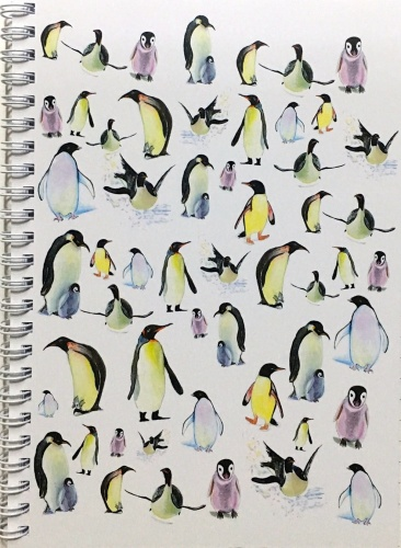 Penguin A5 Note Book