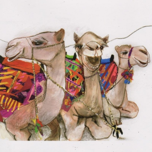 We Three Camels XMAS